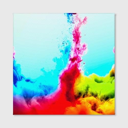 Холст квадратный  Фото 02, Палитра красок