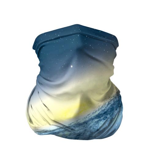 Бандана-труба 3D  Фото 01, Галактика