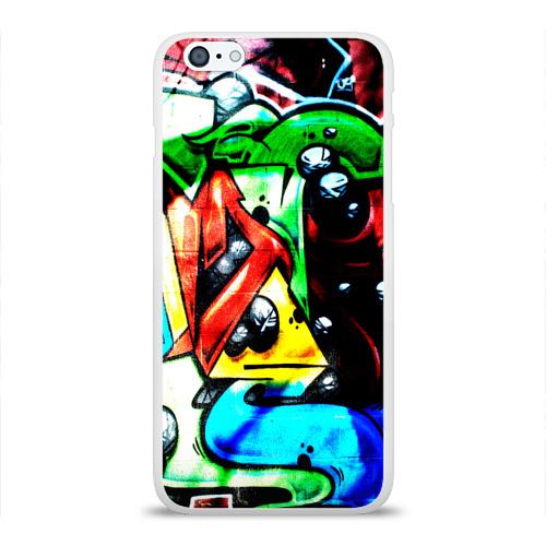 Чехол для Apple iPhone 6Plus/6SPlus силиконовый глянцевый  Фото 01, Искусство