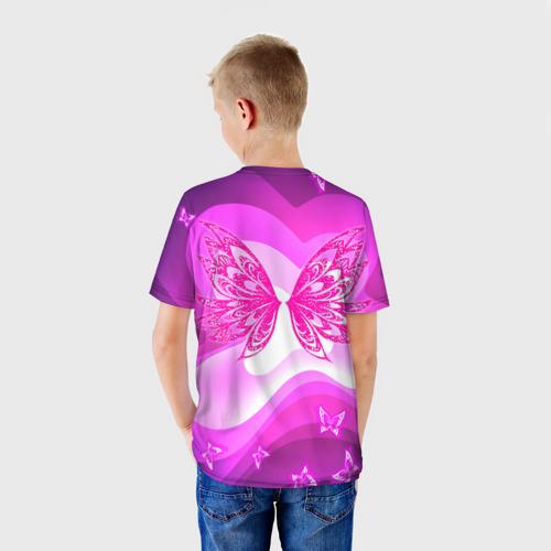 Детская футболка 3D  Фото 02, Winx