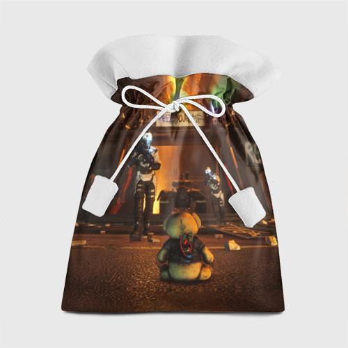 Подарочный 3D мешок Bear от Всемайки