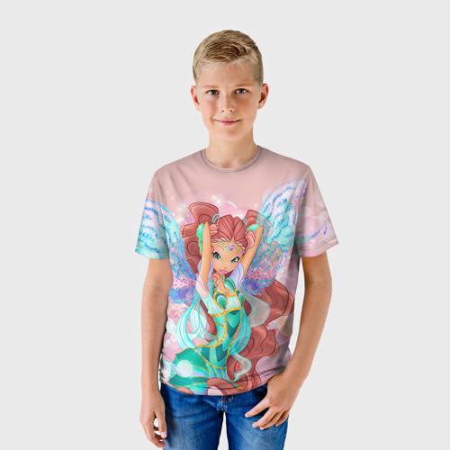 Детская футболка 3D Винкс