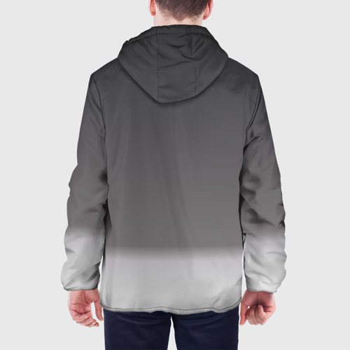 Мужская куртка 3D  Фото 05, Краски-кубики