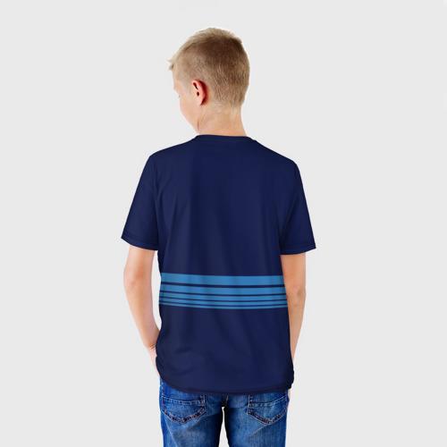 Детская футболка 3D  Фото 02, FC Real Madrid