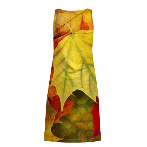 что фото с листом клена как платье полностью изменил
