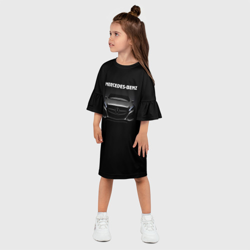 Детское платье 3D  Фото 03, Мерседес