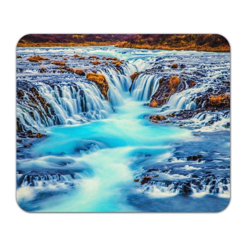 Коврик прямоугольный Водопад от Всемайки
