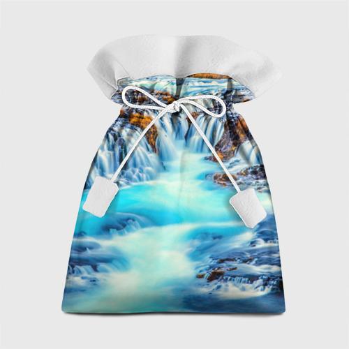 Подарочный 3D мешок Водопад от Всемайки