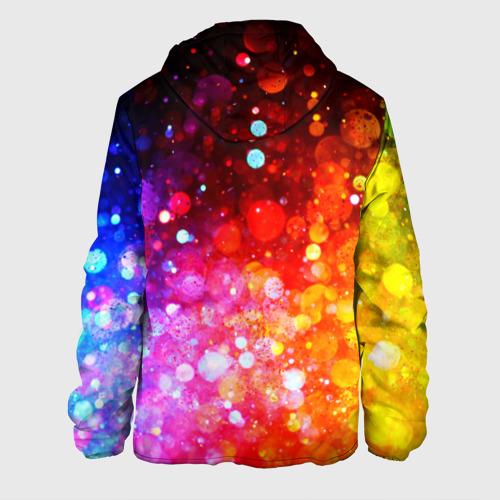Мужская куртка 3D  Фото 02, Круги