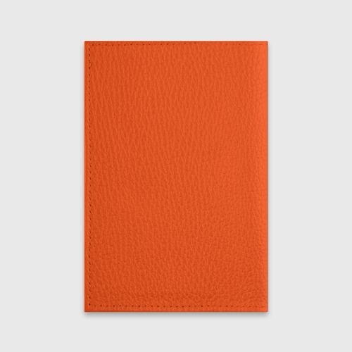 Обложка для паспорта матовая кожа Баскетбол Фото 01