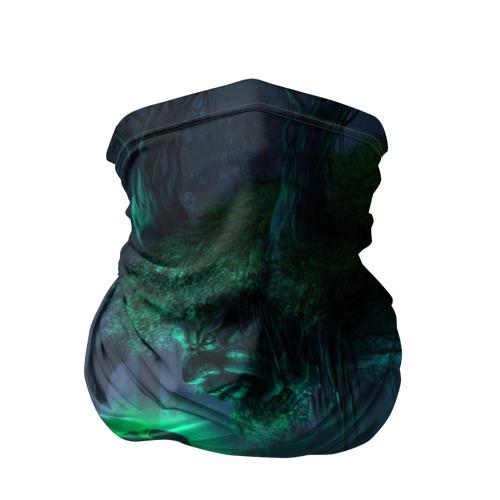 Бандана-труба 3D  Фото 01, Лесной дух