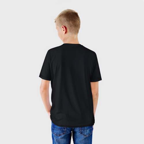 Детская футболка 3D  Фото 02, Warcraft