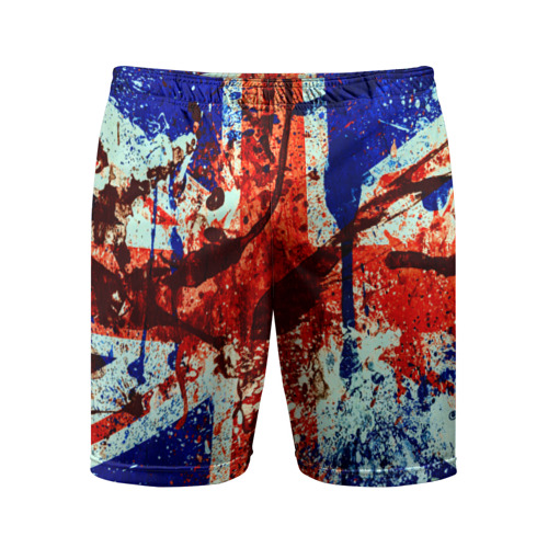 Мужские шорты 3D спортивные Англия