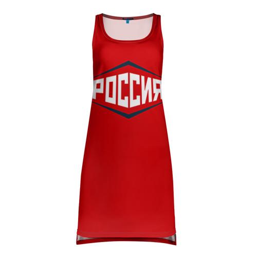 Платье-майка 3D  Фото 01, Россия