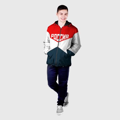 Мужская куртка 3D  Фото 03, Форма