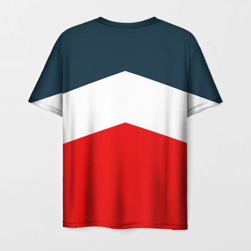 Мужская футболка 3D  Фото 02, Россия СССР