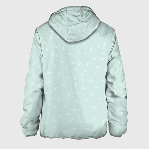 Мужская куртка 3D Влюбленные еноты