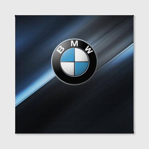 Холст квадратный  Фото 02, BMW