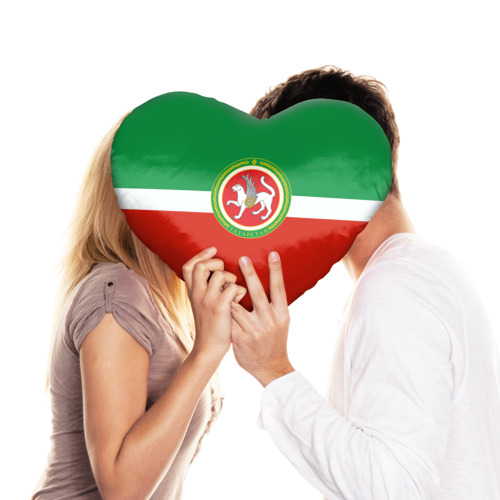 Подушка 3D сердце  Фото 03, Татарстан