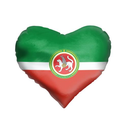 Подушка 3D сердце  Фото 01, Татарстан