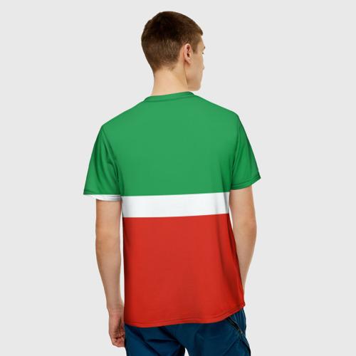 Мужская футболка 3D Татарстан Фото 01