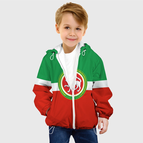 Детская куртка 3D Татарстан Фото 01