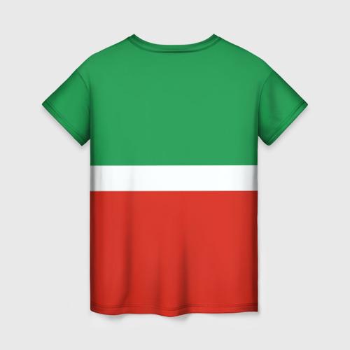 Женская футболка 3D Татарстан Фото 01