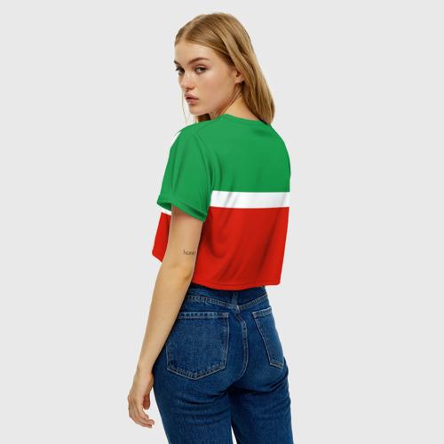 Женская футболка Cropp-top Татарстан Фото 01