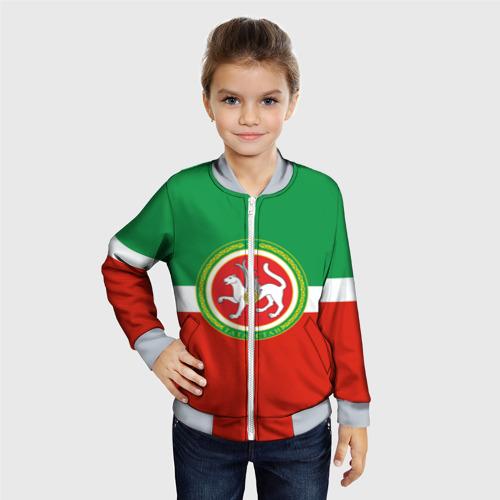 Детский бомбер 3D Татарстан Фото 01