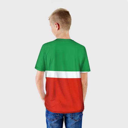 Детская футболка 3D Татарстан Фото 01