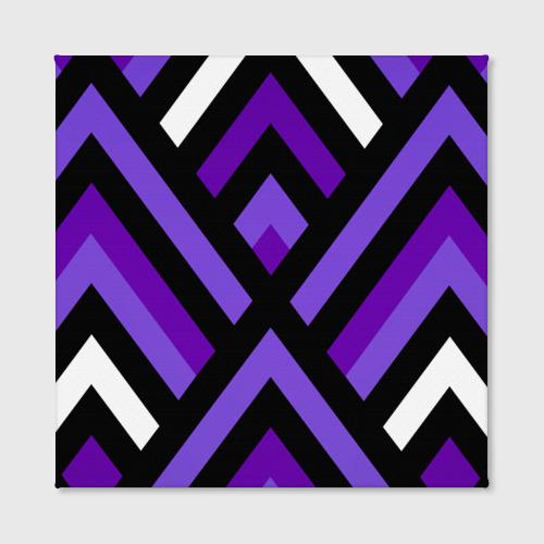 Холст квадратный  Фото 02, Geomerika