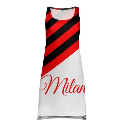 Платье-майка 3D AC Milan