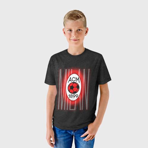 Детская футболка 3D  Фото 01, ACM