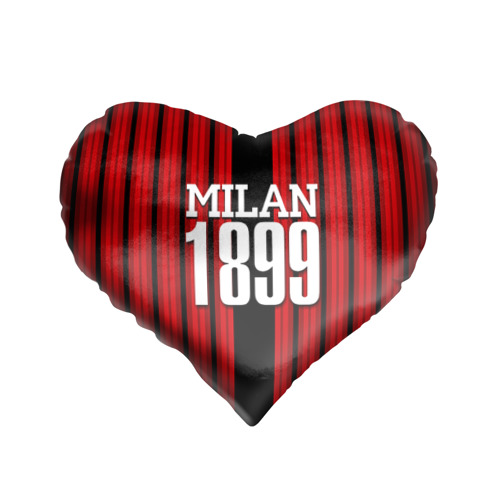 Подушка 3D сердце  Фото 01, Милан 1899