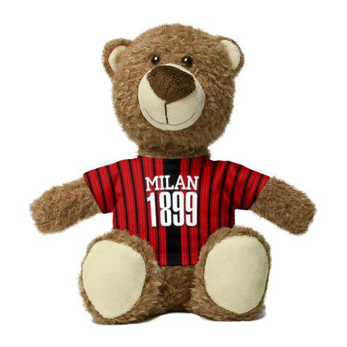 Миша в футболке 3D Милан 1899