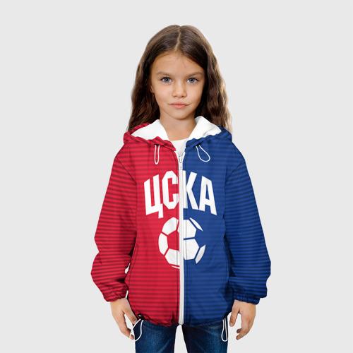 Детская куртка 3D  Фото 04, ЦСКА