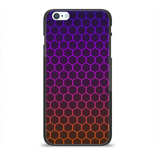 Чехол для Apple iPhone 6Plus/6SPlus силиконовый глянцевый Electric hive cs go Фото 01
