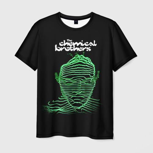 Мужская футболка 3D Chemical Brothers
