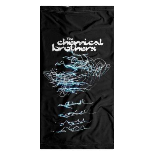 Бандана-труба 3D  Фото 07, Chemical Brothers