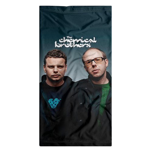 Бандана-труба 3D  Фото 07, Chemical Brothers
