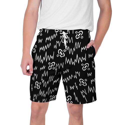 Мужские шорты 3D Chemical Brothers