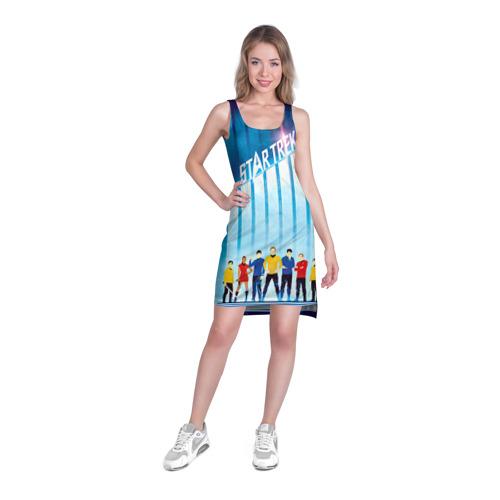 Платье-майка 3D  Фото 03, Star trek