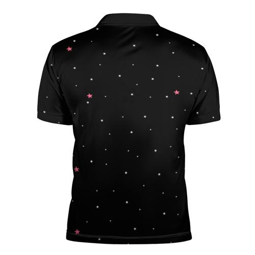 Мужская рубашка поло 3D  Фото 02, Космонавт 4