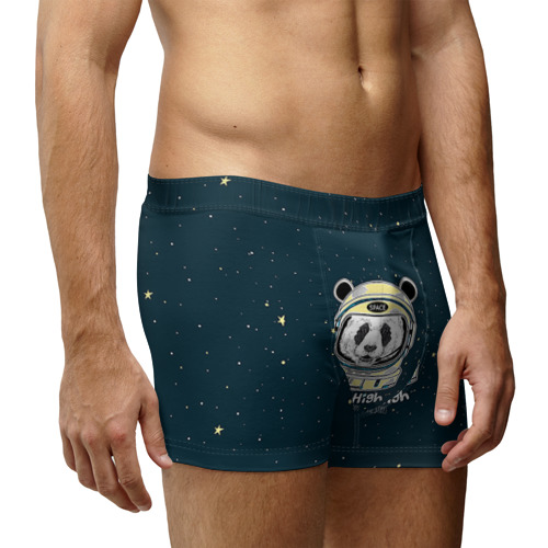 Мужские трусы 3D Космонавт 8 Фото 01