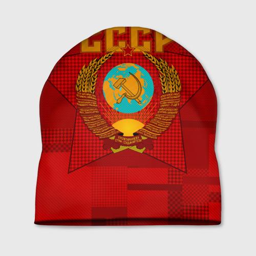 Шапка 3D СССР