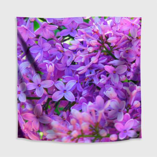 Скатерть 3D Сирень Фото 01