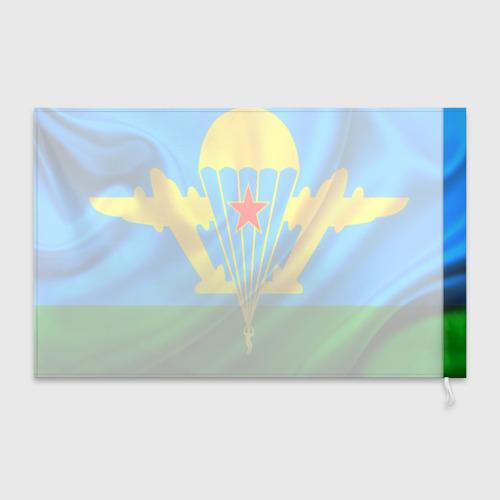 Флаг 3D ВДВ Фото 01