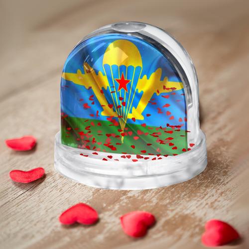 Водяной шар  Фото 03, ВДВ