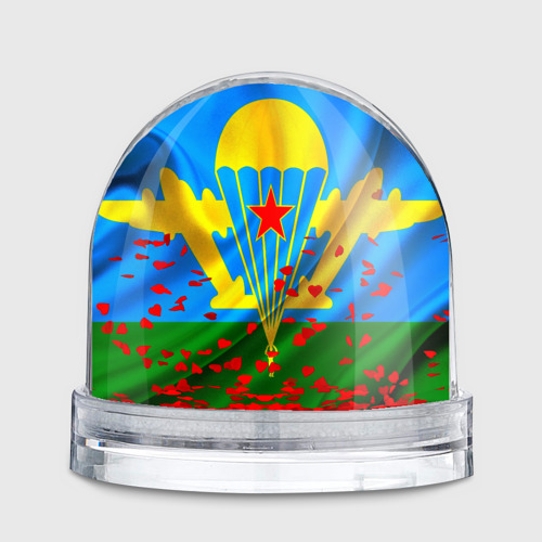 Водяной шар  Фото 02, ВДВ