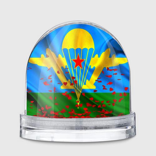 Водяной шар  Фото 01, ВДВ